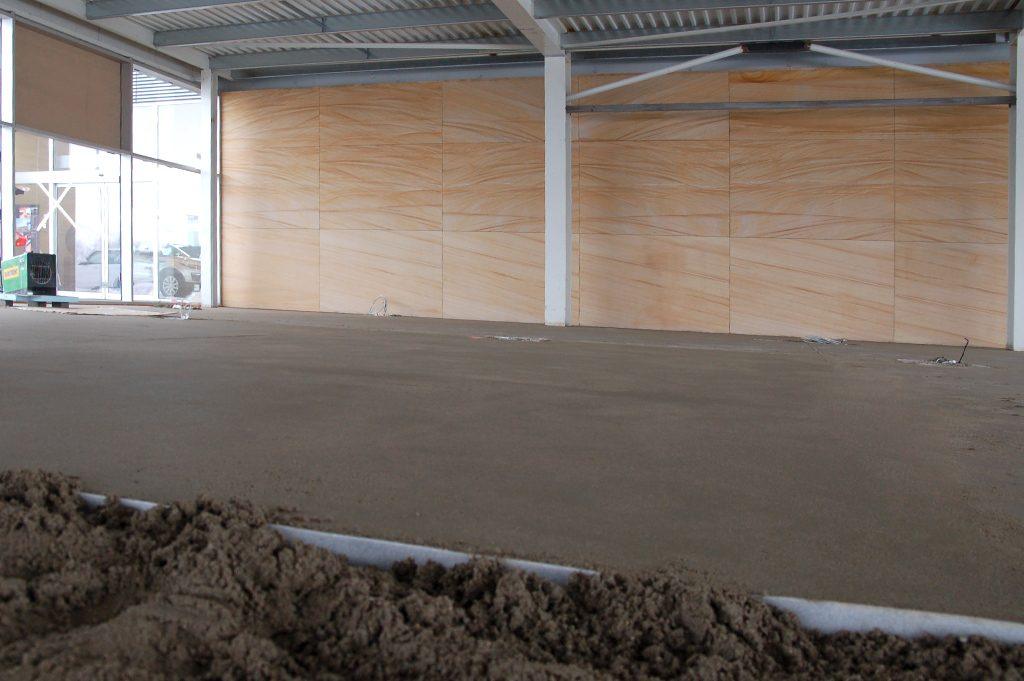Poterovy beton baumit